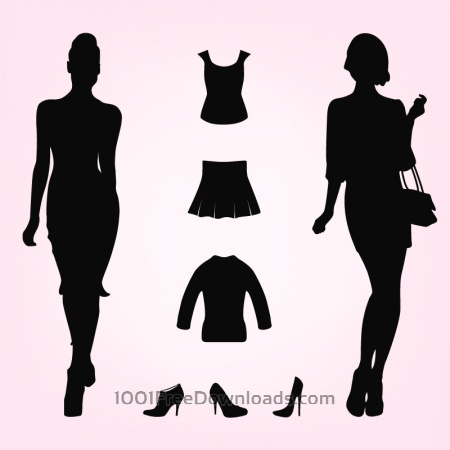 Free Fashion Elements
