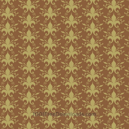 Free Royal seamless pattern