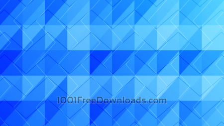 Free Abstract Blue Shapes