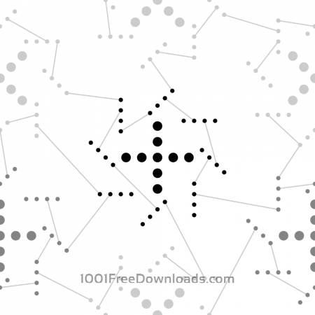 Free Geometric Lines Pattern
