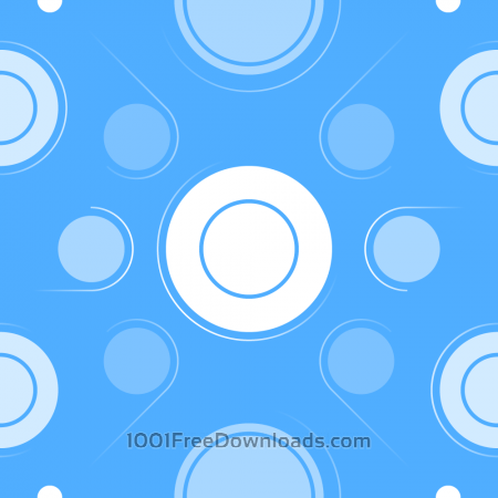 Free Light Circles Pattern