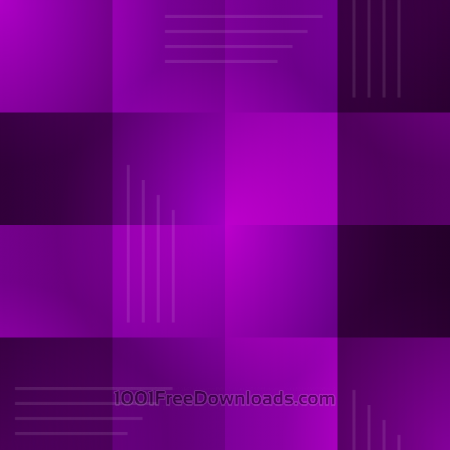 Free Abstract Purple Square Pattern