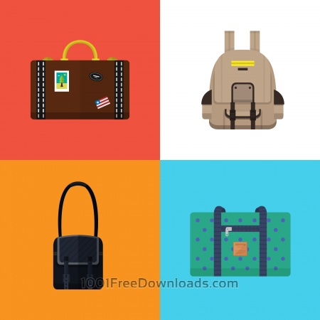 Free Bags and Suitcases