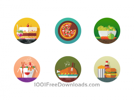 Free Food icons
