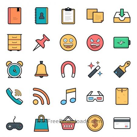 Free Lulu Icons - Set 2