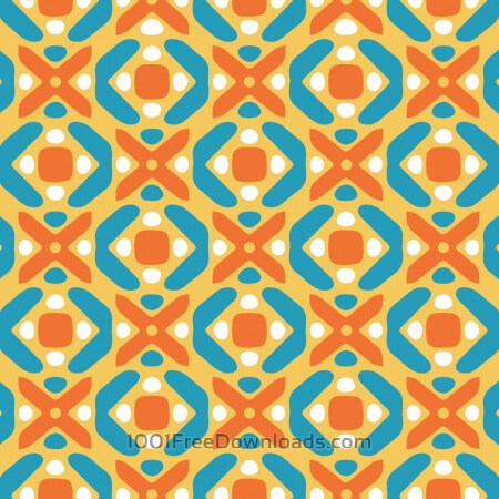Free Playful Abstract Pattern