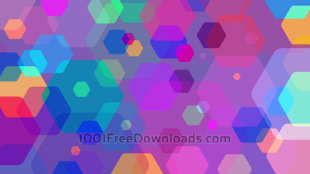 Free Colorful Abstract Shapes