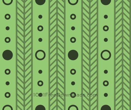 Free Green Line Pattern