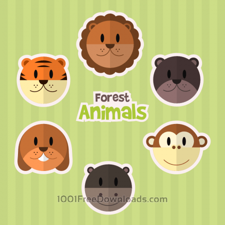 Free Forest Animals