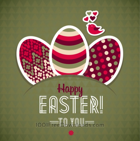 Free Easter illustration