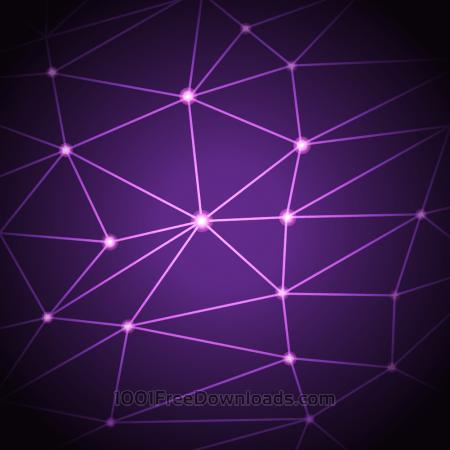 Free Purple geometric background