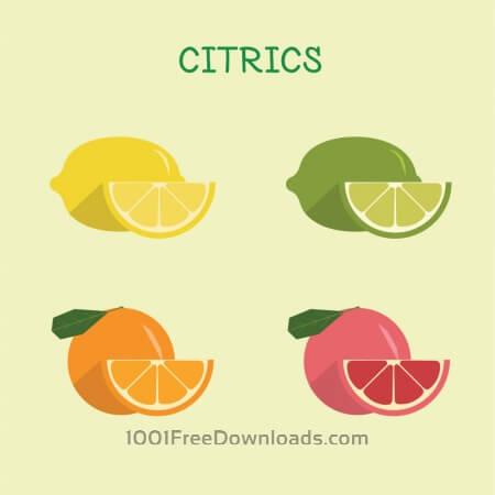 Free Citric Illustration