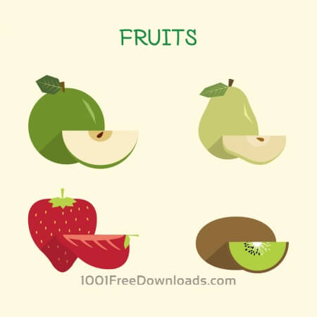 Free Fruit Illustration