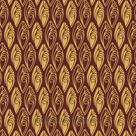 1920s Shell style Pattern