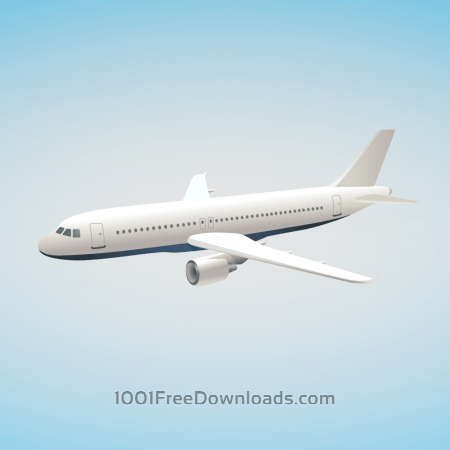 Free airbus illustration