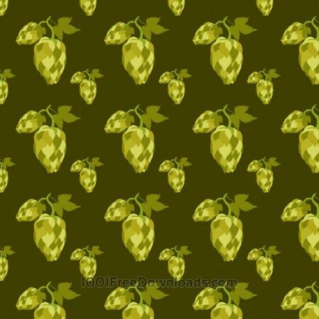 Free Hop seamless pattern