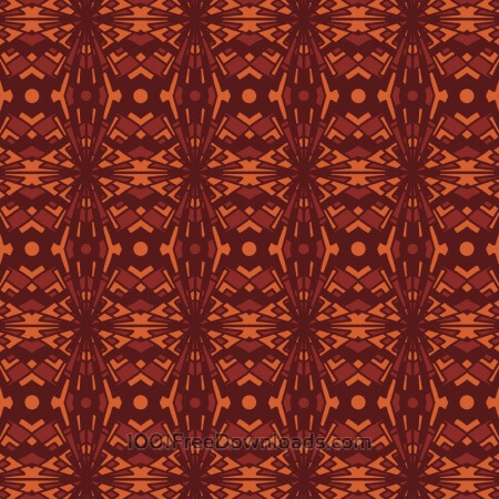 Free Abstrackt High Contrast Warm Pattern