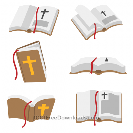 Free Bible Book Vector