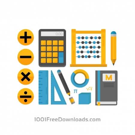 Free Math Icons