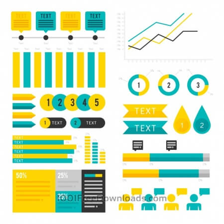 Free Infographic Assets