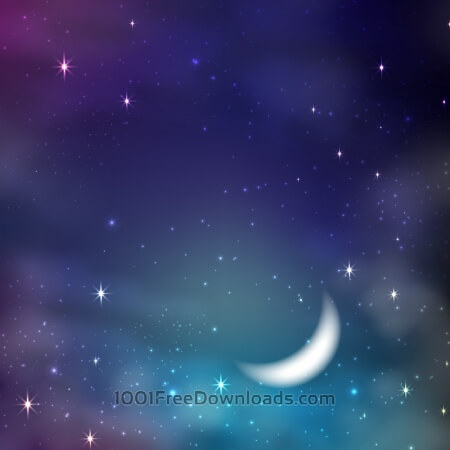 Free Starry sky background
