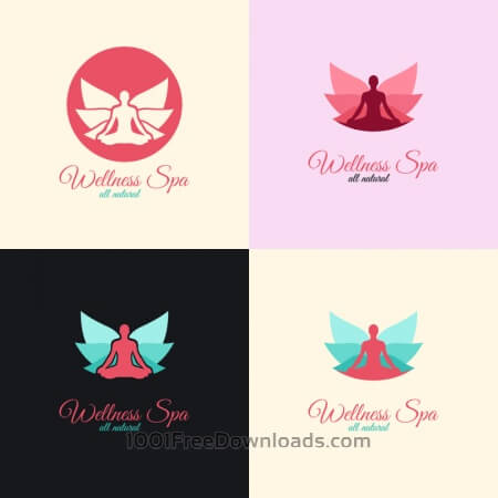 Free Wellness Spa Logo