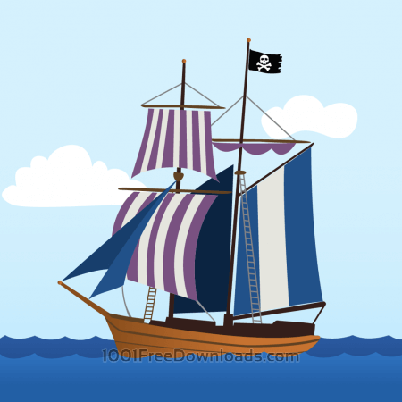 Free pirate ship