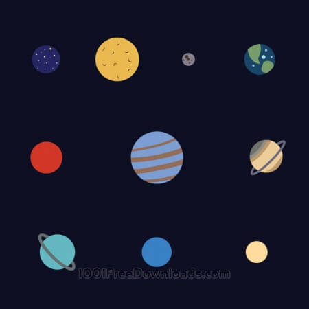 Free The Solar System
