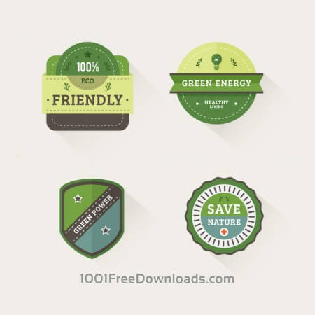 Free Nature Badges