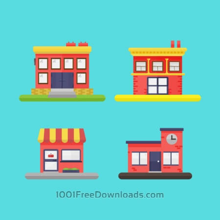 Free Building Icons