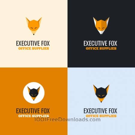 Free Executive Fox Logo