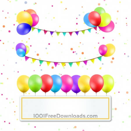 Free Celebration vector illustration