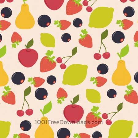 Free Food pattern