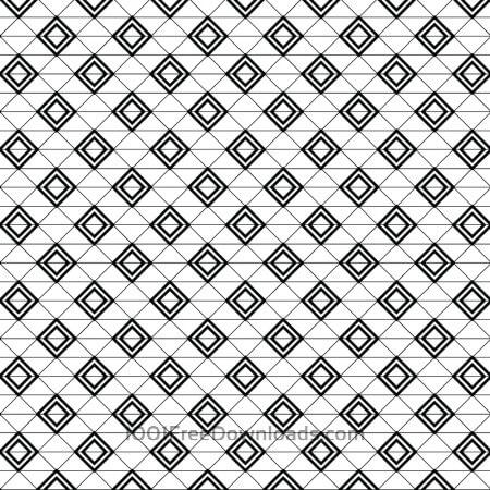Free Modern Textile Geometric Pattern