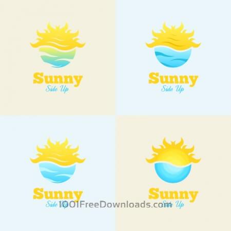 Free Sunny Side Up Logo