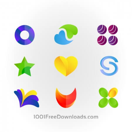 Free Set of hight quality vector icons.  Free Vector Illustration Design.