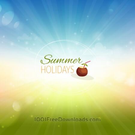 Free Summer illustration