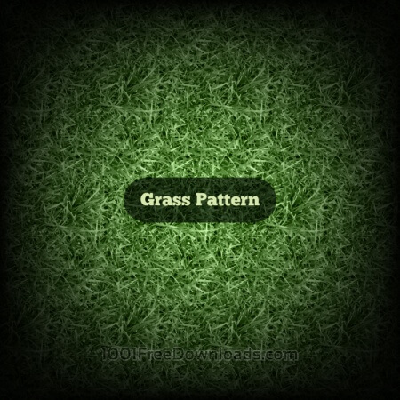 Free Vector Grass Pattern