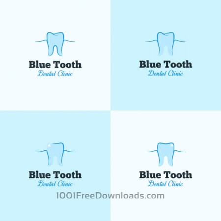 Free Dental clinic logo design