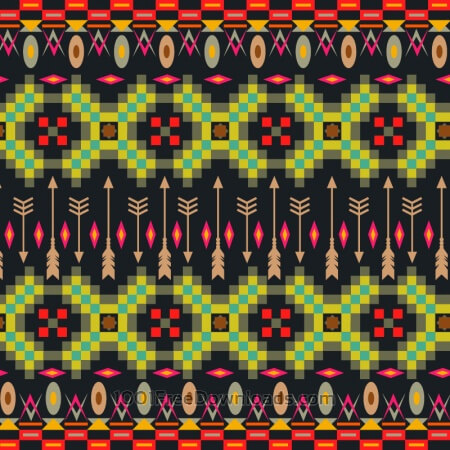 Free Aztec background