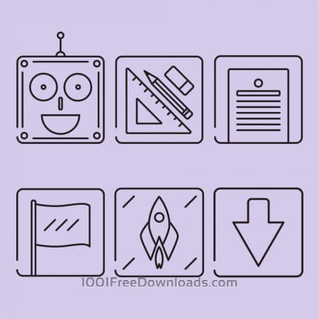 Free Product Icons