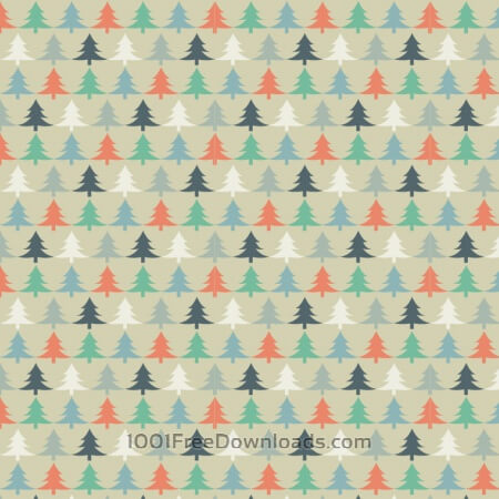 Free Christmas tree pattern