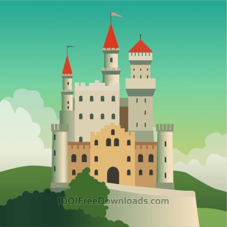 Free FairyTale castle