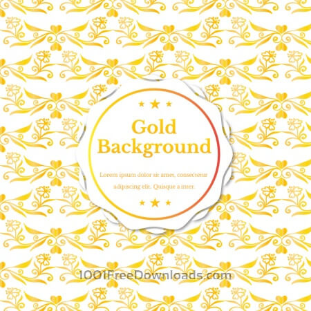 Free Royal gold backgrounds