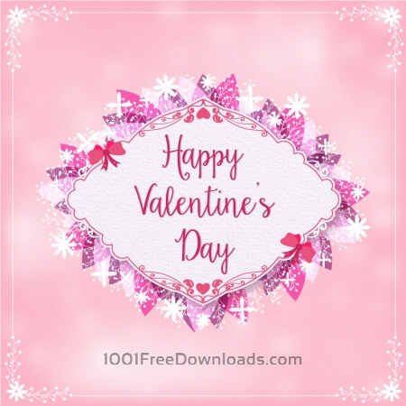 Free Valentine's Day  Illustration