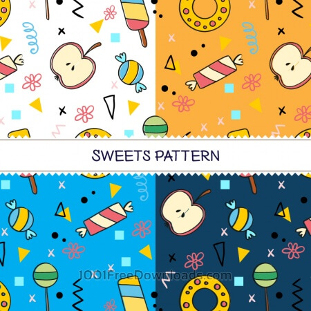 Free Sweets pattern