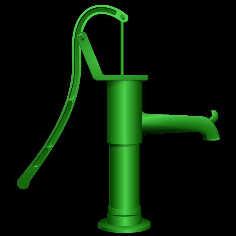Free waterpump