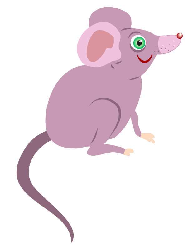 Free Cartoon Mouse