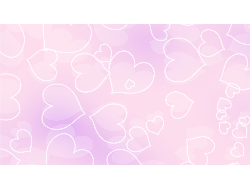Free Pale Pink Hearts