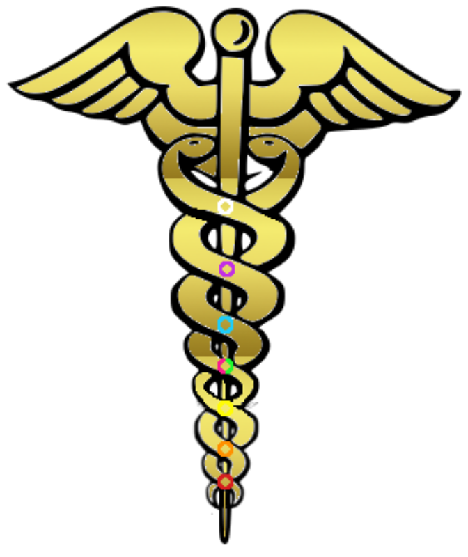 free clipart color caduceus unareil rh 1001freedownloads com caduceus medical symbol clipart caduceus clipart free